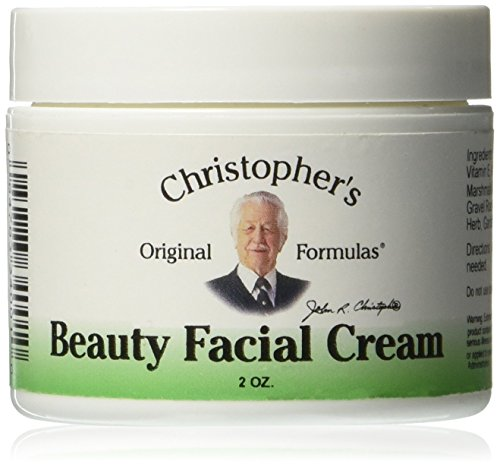 Beauty Facial Cream, 2 oz