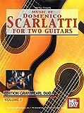 Music of Domenico Scarlatti for Two Guitars, Volume I: Edition Gray/Pearl Duo