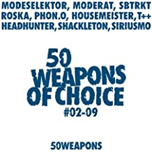 50 Weapons of Choice No.02-10