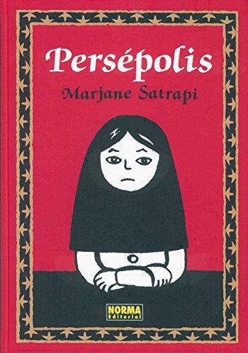 """Marjane Satrapi, Marjane Satrapi. Tomo 18x25cms, tapa dura 360 páginas b/n, 8 páginas a color. """"Mi motivación no ha sido escribir sobre mi vida sino sobre la historia de mi país, lo que pasó allí durante mi infancia, sobre la situación política que s..."""