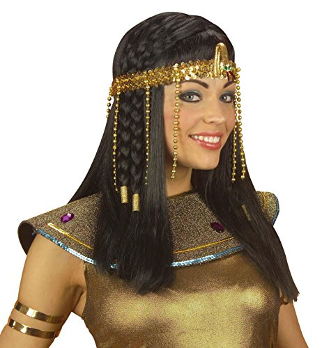 Egyptian Headress Beaded Accessory for Ancient Egypt Fancy Dress (Cleopatra Kostüm Mädchen)
