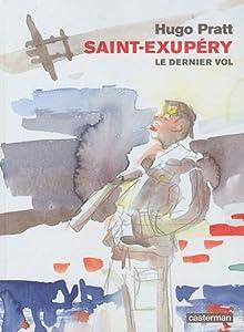 vignette de 'Saint-Exupéry (Hugo PRATT)'