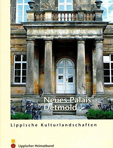 Neues Palais in Detmold (Lippische Kulturlandschaften)