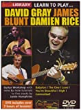 Learn to Play - David Gray, James Blunt, Damien Rice [Import anglais]