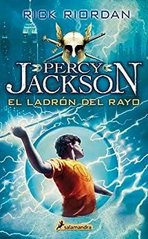 El ladrón del rayo: Percy Jackson y los dioses del Olimpo I de [Riordan, Rick]