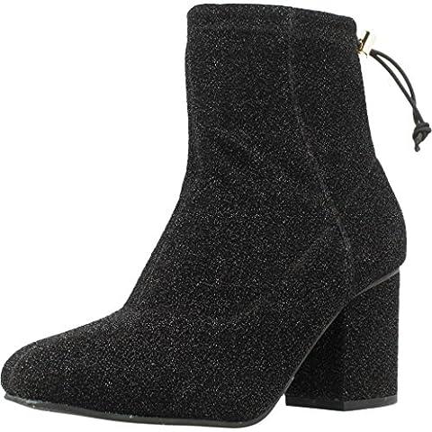 Stiefelleten/Boots Damen, color Schwarz , marca LA STRADA, modelo Stiefelleten/Boots Damen LA STRADA W DAKOTA POM POM Schwarz