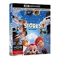 Storks [4K Ultra HD] [Blu-ray] [2016]