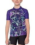 iQ-UV Mädchen Kids Colorido UV Shirt, Lilac, 152/158