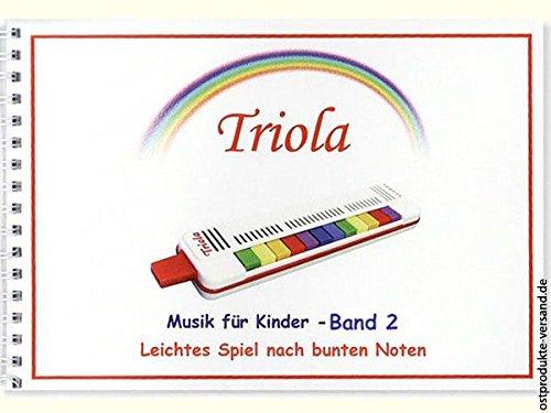 Ostprodukte-Versand.de Triola Band 2 Liederbuch Weihnachten | DDR Traditionsprodukte und DDR Waren