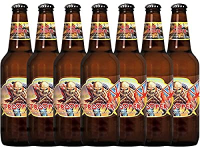 Iron Maiden Trooper Beer 0,5l x 8 units