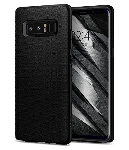 Spigen Liquid Air Case for Samsung Galaxy Note 8 – Matte Black 587CS22060