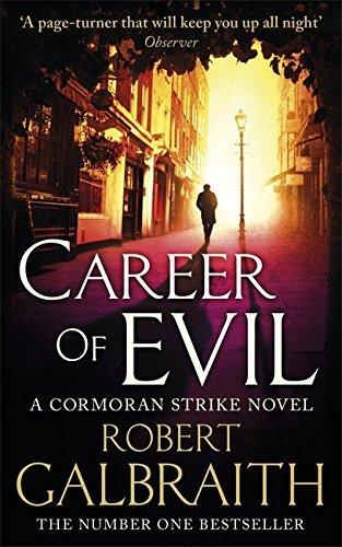 Career of Evil (Cormoran Strike) by Robert Galbraith (2016-04-21)