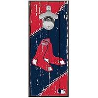 WinCraft Boston Red Sox MLB Schild mit Flaschenöffner