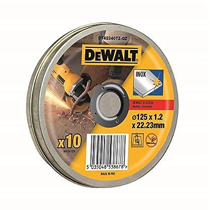 DeWalt Disco de corte, 1pieza