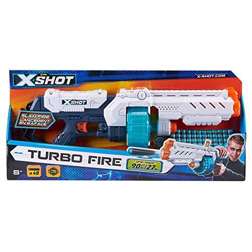 x-shot XShot Zuru Toys 36270 Turbo Fire