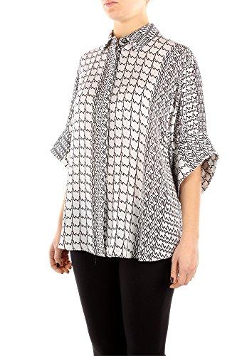 5121CH11601K01 Kenzo Chemises Femme Soie Blanc Blanc
