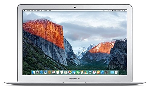 "Apple MacBook Air 33.7 (13,3"")I5/8GB/128GBSSD/HD6000"