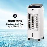 OneConcept Coolster • Rafraîchisseur D'air Ventilateur • 3 Niveaux de...