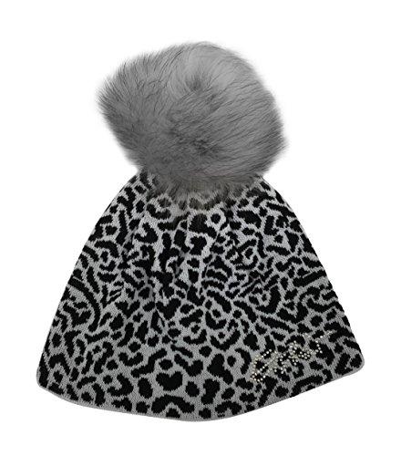 Eisbär animal lux crystal bonnet pour femme Multicolore - White/Schwarz