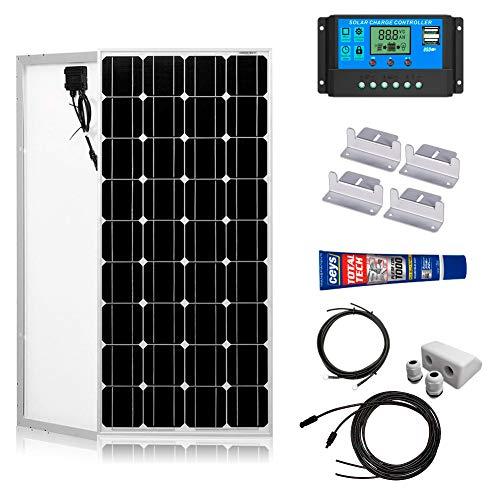 El Pack SolarCell para Furgoneta & Barco, creado por nuestro equipo de SolarCell, és una selección de los mejores paneles solares y componentes junto con un manual de instalación para que puedas tener energía electrica en tu vehiculo de calidad. ...