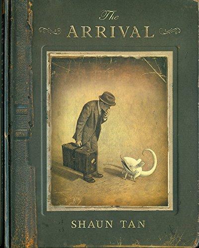 The Arrival por Shaun Tan