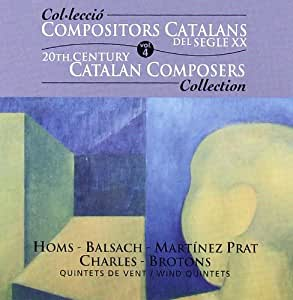 Quintettes à vent de compositeurs Catalans du XXème siècle
