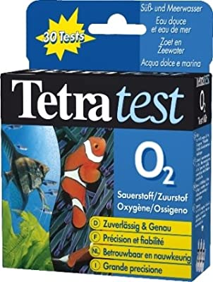 Tetra Sauerstoff Test (O2), Wassertest Aquarium
