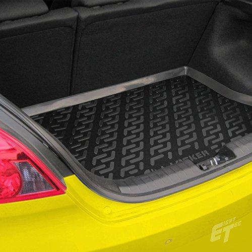 Preisvergleich Produktbild (Fahrzeugtyp wählbar) Kofferraumwanne passend für Fiat 500 ab 2007-