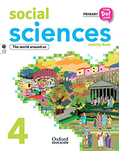 Think Do Learn Social Sciences 4th Primary. Activity book, Module 1