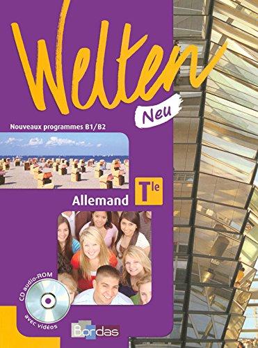 Welten Neu Tle • Manuel de l'élève + Cd audio