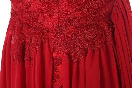 Dresstells,Robe de soirée Robe de cérémonie dentelle Noir