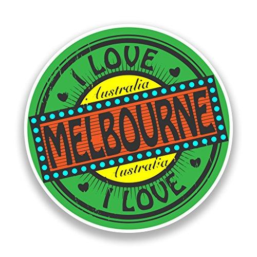 2-x-10cm-100mm-i-love-melbourne-vinyl-stickers-travel-luggage-7248