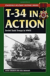T-34 in Action (Stackpole Military History)