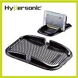 Hypersonic® HP3512 Universelle Smartphone Halterung, Tablet Halterung, Antirutschmatte fürs Auto oder Schreibtisch, flexibel, Rutschfest, auch für andere Gegenstände geeignet, Smartphone Holder