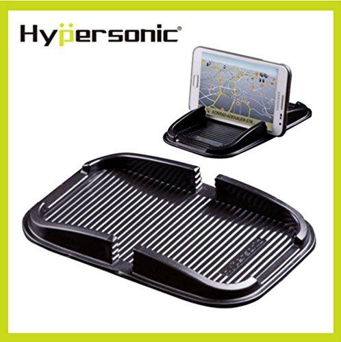 Hypersonic, HP3512,supporto universale per smartphone e tablet, tappetino antiscivolo per auto o scrivania, flessibile, antiscivolo, adatto anche per altri oggetti