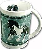 Tinker Tasse - Christina Bötzel – Pony Tasse Reitsport Pferde Pferd Reiten Geschenk Geburtstag T-Shirt