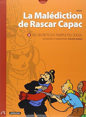 La Malédiction de Rascar Capac, Tome 2 : Les secrets du Temple du Soleil