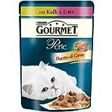 Bild: Nestle Gourmet Perle Duetto di Carne mit Kalb  Ente 85g