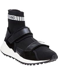 buy cheap 910f3 922a1 Amazon.it: Moschino - Scarpe da uomo / Scarpe: Scarpe e borse