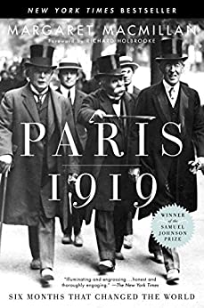 Paris 1919: Six Months That Changed the World von [Macmillan, Margaret]