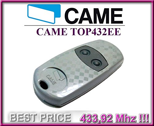 came-top432ee-2-canali-remote-control-43392mhz-high-quality-original-came-remote-controls-for-the-be