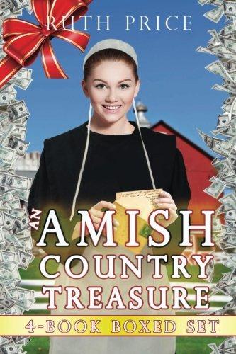 An Amish Country Treasure 4 Book Boxed Set Bundle Amish Country Treasure Series An Amish Of Lancaster County