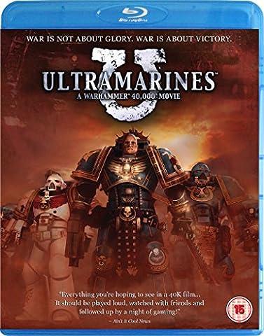 Ultramarines: A Warhammer 40,000 Movie Blu-ray [UK Import] (Warhammer 40k Figuren)