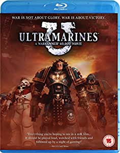 Ultramarines: A Warhammer 40,000 Movie Blu-ray