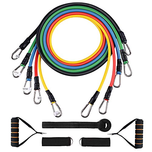 Exercise Resistance Bands Set 5p...