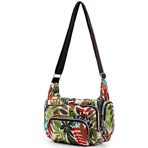 La signora tracolla messenger/panno casuale/borsa in nylon impermeabile/pacchetto Mummy-A Q
