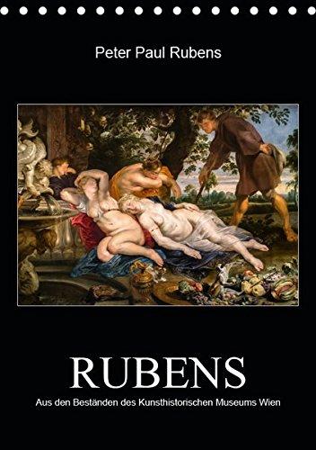 Peter Paul Rubens - Rubens (Tischkalender 2019 DIN A5 hoch): Meisterwerke von Rubens...