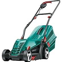 Bosch Rotak 34 R Electric Rotary Lawn Mower, 06008A6172_Green