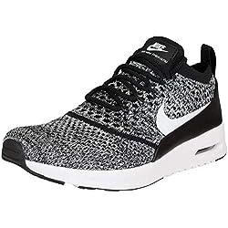 Nike Air Max Thea Ultra Flyknit Women Sneaker Trainer 881175-001 (40 EU, schwarz/weiß)