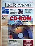 Telecharger Livres REVENU FRANCAIS LE No 328 du 13 01 1995 NOUVEAUX METIERS CD ROM AFFAIRES A CREER LOI DE FINANCES 1995 ASSURANCE VIE LES ADHERENTS D ATRAI TVA VA T ON ENCORE CHANGER LES PARIS DES PLANTEURS DE TRUFFES L AIR LIQUIDE PLEBISCITE (PDF,EPUB,MOBI) gratuits en Francaise